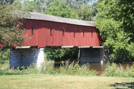 15174 West Montrose Covered Bridge