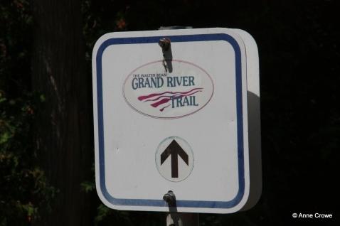 Walter Bean Trail Sign