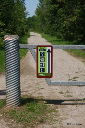 Brant Trail Sign