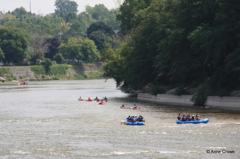 Canoes and Rafts