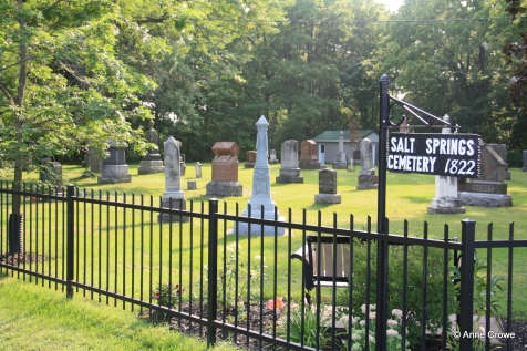Salt Springs Cemetery