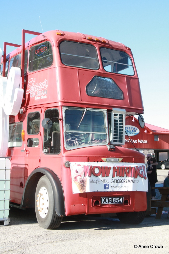 Ice Cream Bus